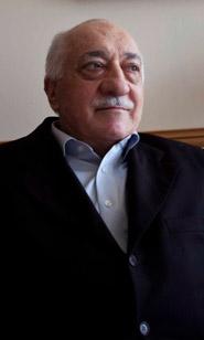 Muslim networks Gulen portrait
