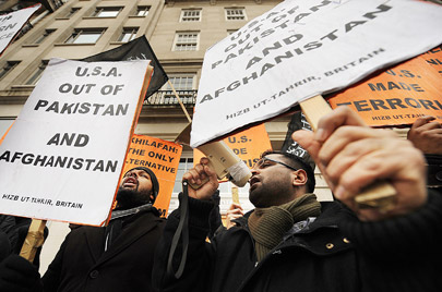 Muslim networks radical Hizb ut-Tahrir