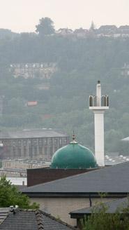 Muslim networks TJ Dewsbury