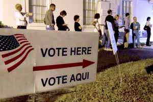 CALIFORNIA ELECTION