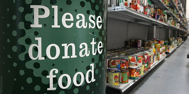 California Food Bank Struggles To Keep Stock Up Amid Economic Climate
