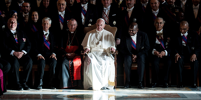 (Photo by Vatican Pool/Getty Images)