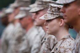 Women in Combat promo image