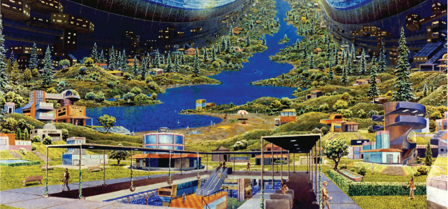 space colonies in future pew report