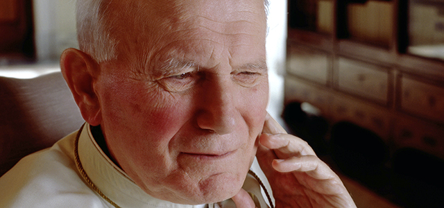 Pope John Paul II in Thought