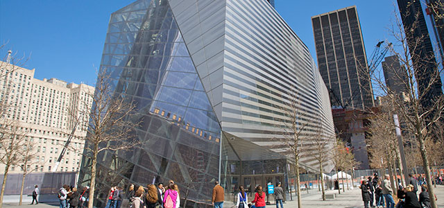 911 Memorial Museum in New York City