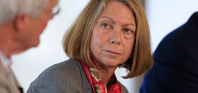 Jill Abramson, former executive editor of the New York Times