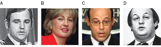 White House press secretaries