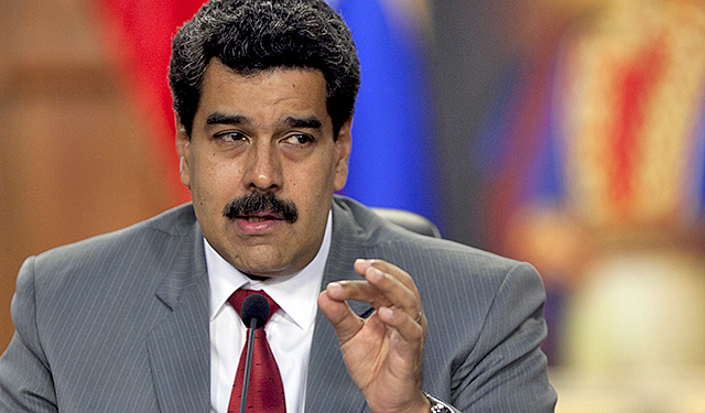 Despite on-going crisis in Venezuela, President Nicolas Maduro hangs on