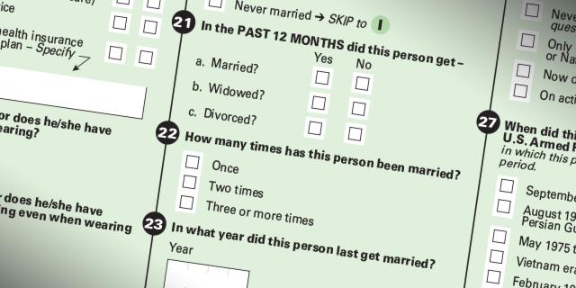 Census Bureau Questionnaire