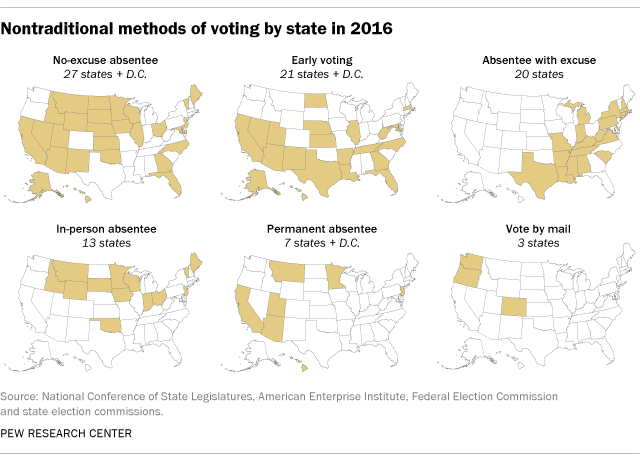 election day is less than three weeks away but for millions of americans it s already arrived more than 4 million voters already have cast early