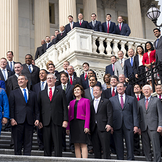 115th congress freshman class united states november 15 the freshman class of the 115th congress poses for their group photo on the house steps of the us capitol during orientation publicscrutiny Images