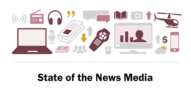 State of the news media pew research center stopboris Images
