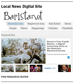 4 Local News Digital Site