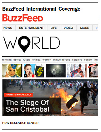 BuzzFeed International Coverage