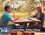 Gonzales Interview