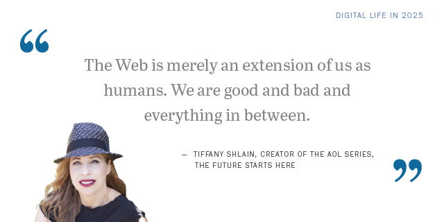 Tiffany Shlain on the future of cyber attacks