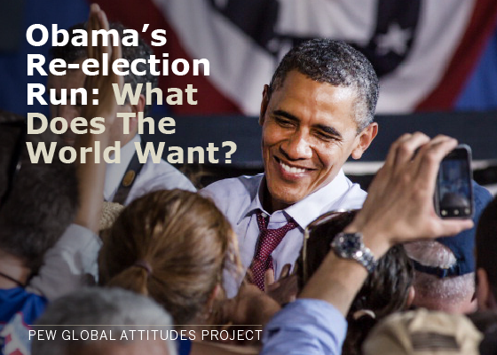 Obama's Re-election Run: What Does the World Want?