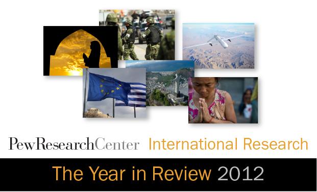 Slideshow: World Trends in 2012
