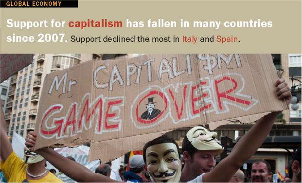 Casualties of the Economic Crisis