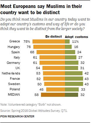 italy muslim population