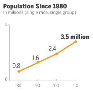 Chinese-American Population