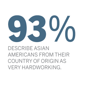 Work Ethic - Asian Americans