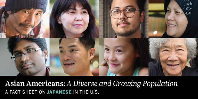 Japanese | Data on Asian Americans | Pew Research Center