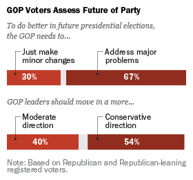 GOP Voters Assess Future of Party