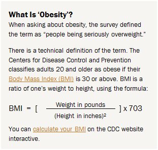 What Is 'Obesity'?