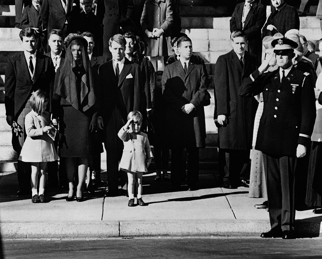 the kennedy funeral essay