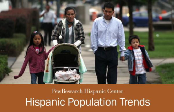 A Statistical Portrait of U.S. Hispanics
