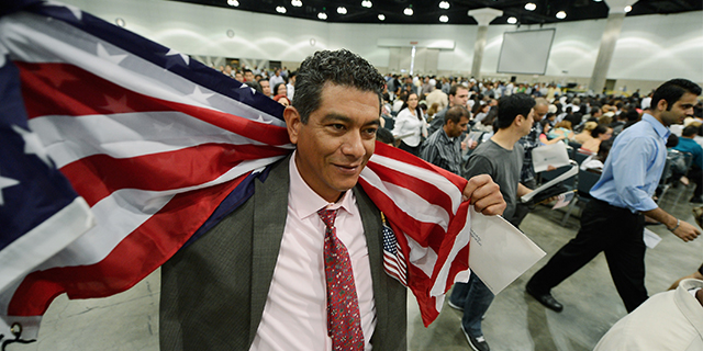 Mexican Citizens  >> Mexicans Among Least Likely Immigrants to Become American ...