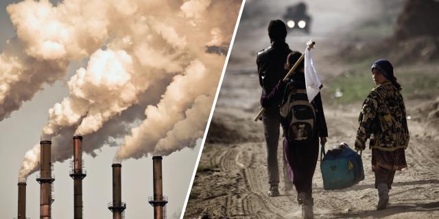 (Left: DKAR Images. Right: Aris Messinis/AFP/Getty Images)