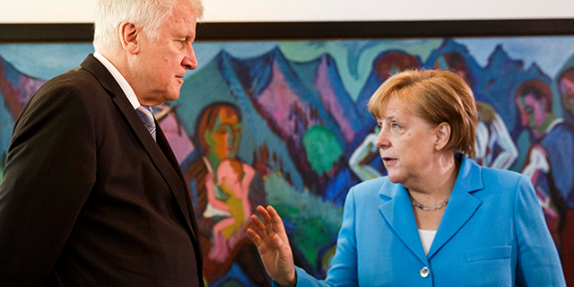 Differing views of immigrants pose a test for Germany?s coalition government