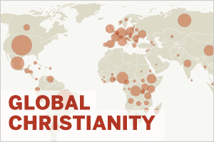 Regional Distribution of Christians | Pew Research Center