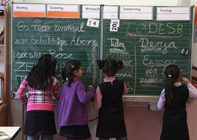 Muslim networks Gulen school