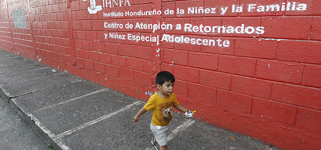 Honduras Migration