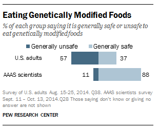 Views of GMOs