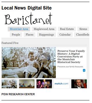 4 Local News Digital Site