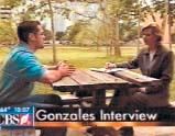 Gonzales Interview