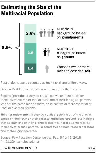 Estimating the Size of the Multiracial Population